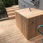 Wassertank Garten Gebraucht Unterirdisch Flach Oberirdisch 1000l Toom 2000l Ibc Container Verkleidung Lrchenholz Stapelstühle Schwimmingpool Für Den Garten Wassertank Garten