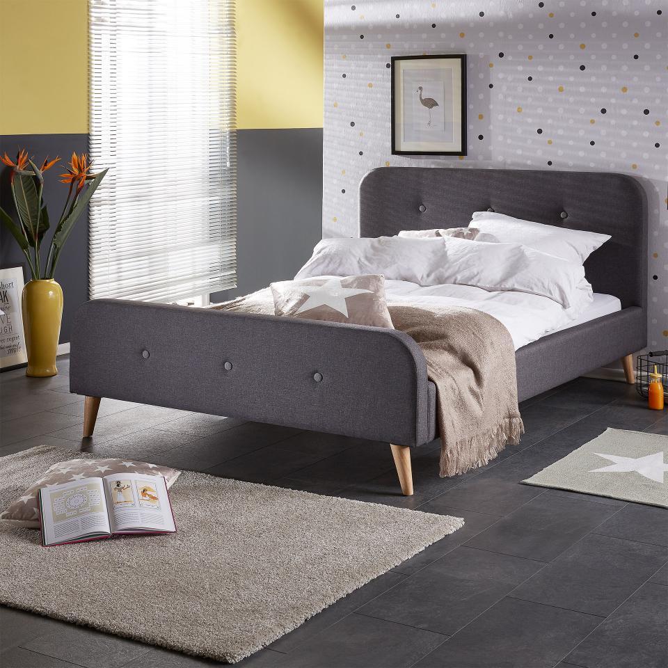 Full Size of Ikea Graues Bettlaken Bett Wandfarbe 120x200 Welche 180x200 Samtsofa 160x200 Waschen Passende Dunkel Kombinieren 140x200 Ringsted Betten Mit Bettkasten 90x200 Bett Graues Bett