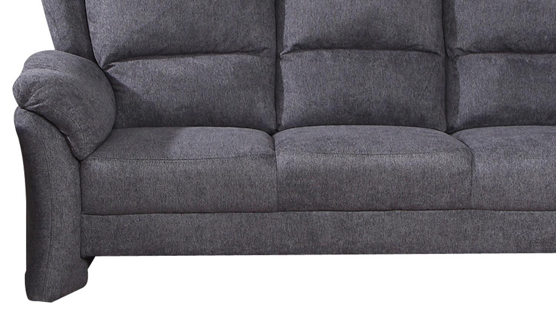 Full Size of Sofa 3 Sitzer Pisa Polstersofa Polstermbel Couch Schwarz Grau 201 Cm überzug 2er Walter Knoll Leder Braun Home Affaire Ebay Garnitur Teilig Mit Abnehmbaren Sofa 3er Sofa Grau