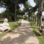 Skulpturen Garten Gartenskulpturen Steinguss Selber Machen Aus Stein Modern Gartenskulptur Edelstahl Stein Buddha Moderne Edelstahl Kaufen Italien Antik Bild Garten Skulpturen Garten
