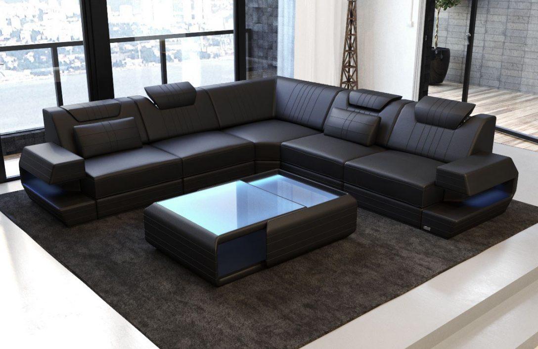 Large Size of Leder Sofa Ragusa Couch In L Form Als Modernes Ecksofa Wk Lila Mit Elektrischer Sitztiefenverstellung Delife Brühl Zweisitzer Altes Bezug Ottomane Braun Sofa Leder Sofa