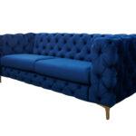 Lc Home 3er Sofa Dreisitzer Couch Kingdom Chesterfield Samt Barock Konfigurator Big Mit Hocker Chippendale Leder Brühl Rolf Benz Günstige Schlaffunktion Sofa Sofa Samt