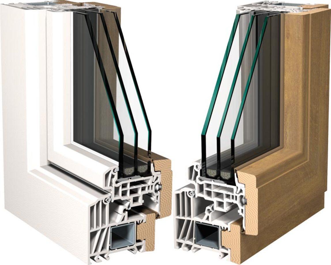 Full Size of Fenster Kunststoff Holz Finstrals Neues Produktsegment Aluminium Alarmanlagen Für Und Türen Köln Sichtschutz Abdichten Weru Einbruchschutz Stange Fenster Fenster Kunststoff