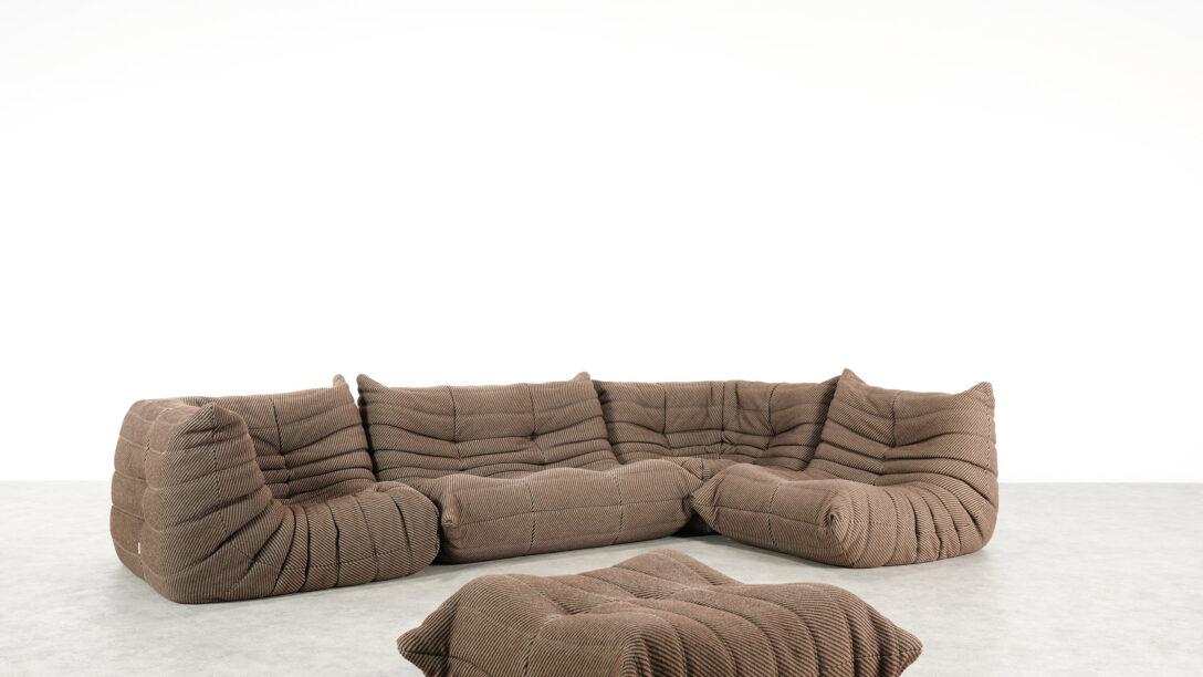 Large Size of Ligne Roset Sofa Togo Dimensions Bed Replica Feng Couch For Sale Ebay Kleinanzeigen Furniture Uk Gebraucht Smala Exclusif Michel Ducaroy Eck 3 Sitzer Grau Sofa Ligne Roset Sofa
