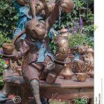 Garten Skulpturen Garten Gartenskulpturen Aus Rostigem Eisen Stein Skulpturen Kaufen Antik Berlin Buddha Garten Metall Holz Schweiz Stockfoto Bild Von Ausstellung