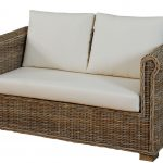 Rattan Sofa Sofa Rattan Sofa Set Mauritius Cushions Replacements Used For Sale Outdoor Table Dining Singapore Furniture Nizza 2er Rattansofas Sofas Sessel Online Kaufen
