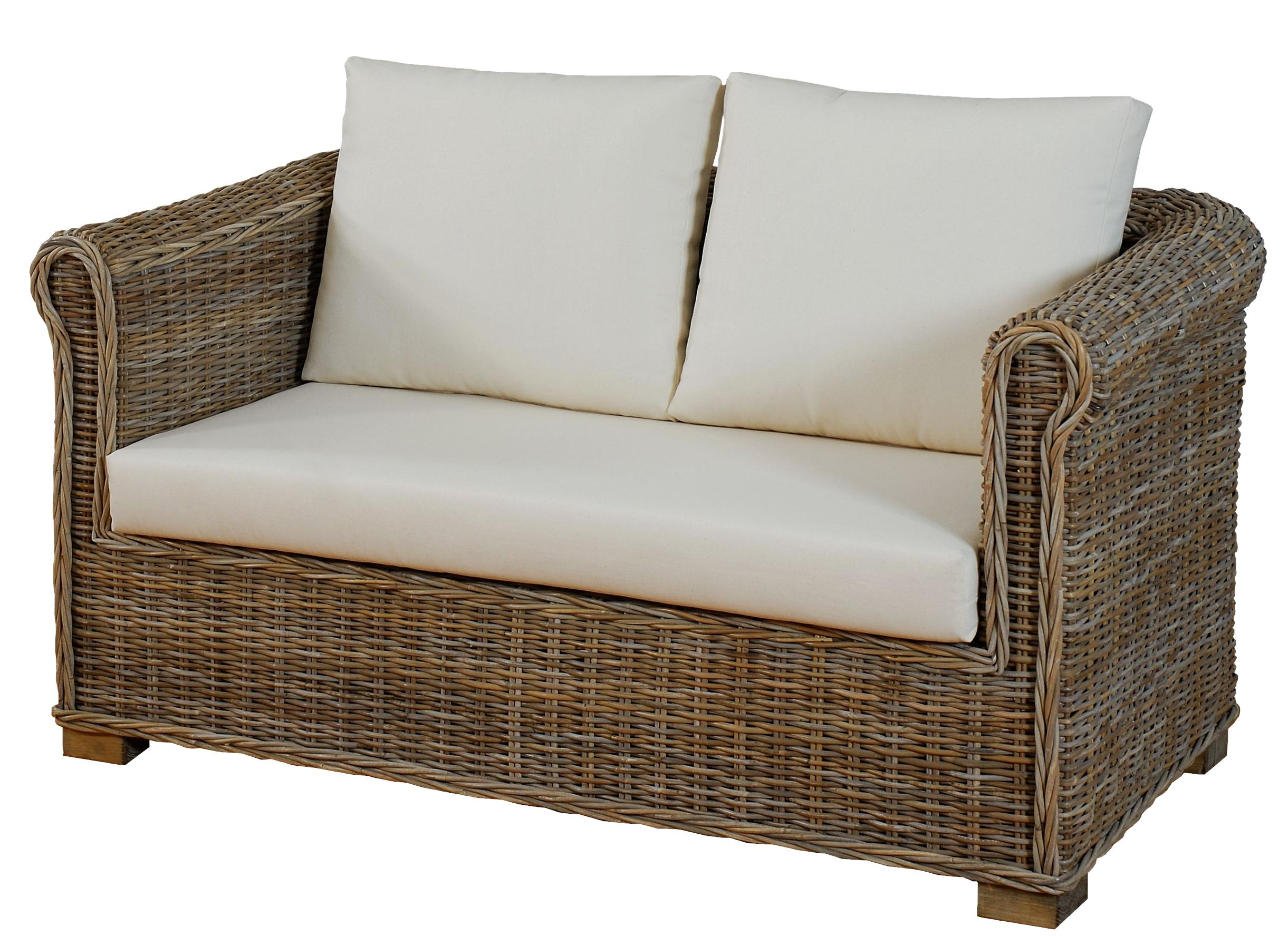 Full Size of Rattan Sofa Set Mauritius Cushions Replacements Used For Sale Outdoor Table Dining Singapore Furniture Nizza 2er Rattansofas Sofas Sessel Online Kaufen Sofa Rattan Sofa
