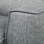 Sofa Stoff Grau Kaufen Chesterfield Graues Reinigen Big Schlaffunktion Couch Meliert Grober Sofas Ikea Gebraucht 3er Grauer 2 Sitzer Neu Schn Terassen Sofa Sofa Stoff Grau