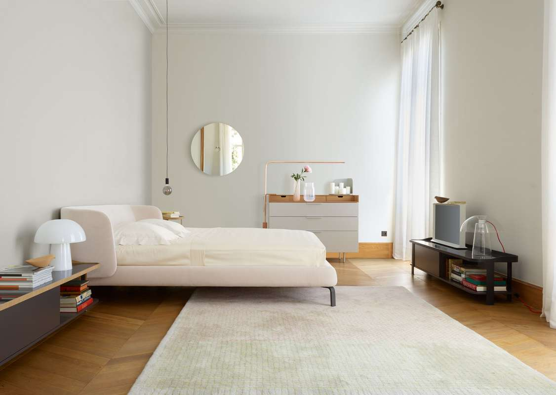 Bett Niedrig Betten Dänisches Bettenlager Badezimmer ...