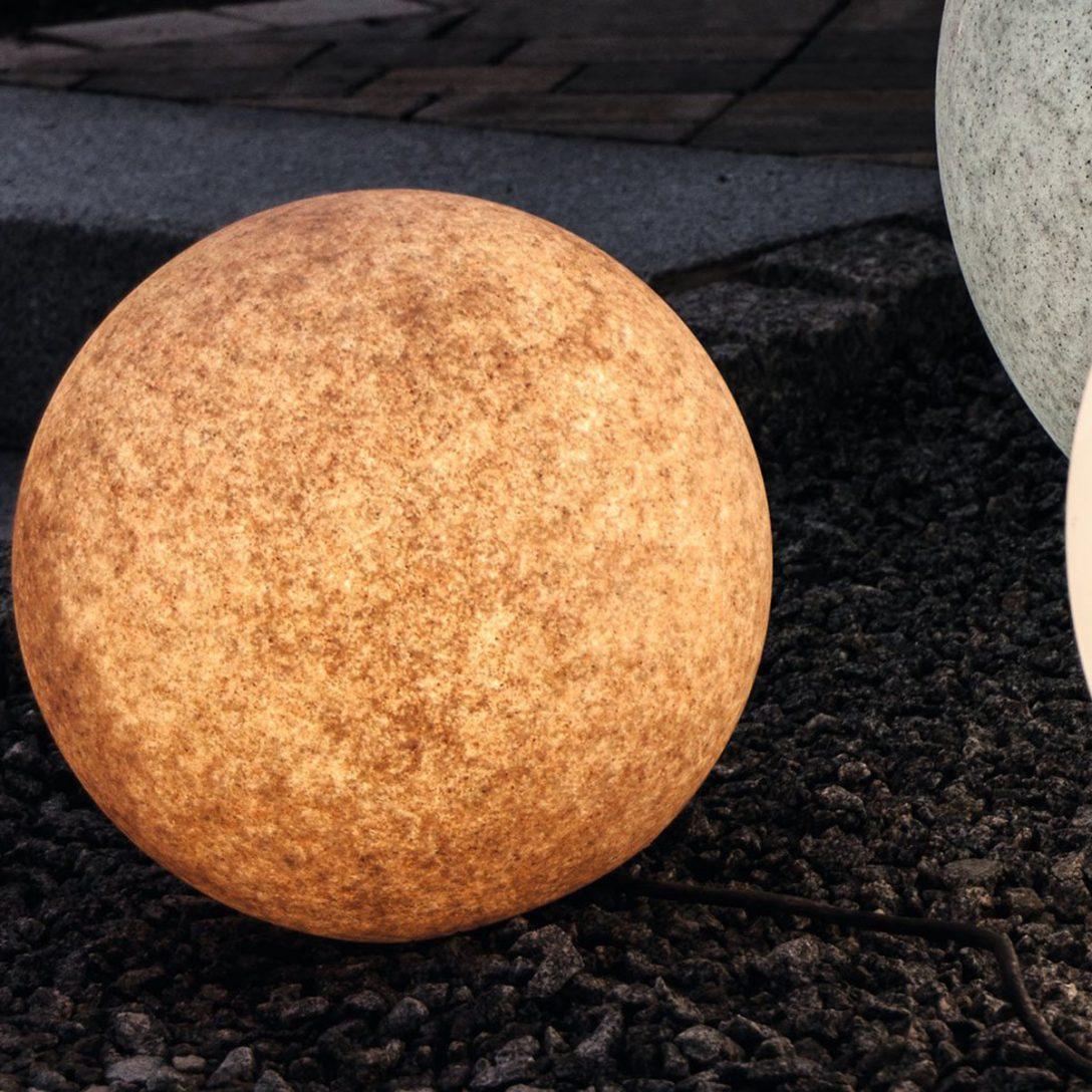Large Size of Leuchtkugel Mars 40 Cm Online Kaufen Bei Grtner Ptschke Garten Loungemöbel Schaukel Für Holzbank Lounge Sessel Versicherung Pool Guenstig Sonnensegel Garten Leuchtkugel Garten