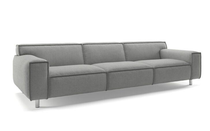Medium Size of 3er Sofa Grau Stoff Big Gebraucht Kaufen Reinigen Couch Meliert Ikea Chesterfield Grober 3 Sitzer Dreisitzer Inspirierend Hersteller Abnehmbarer Bezug Hay Mags Sofa Sofa Grau Stoff