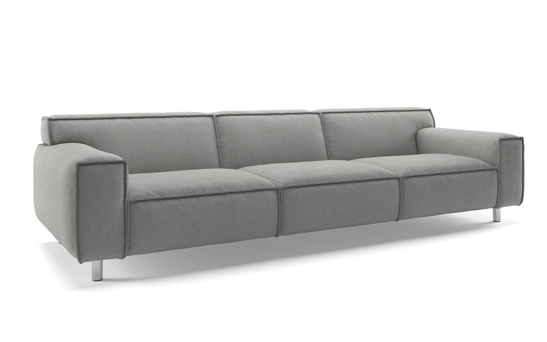 Full Size of 3er Sofa Grau Stoff Big Gebraucht Kaufen Reinigen Couch Meliert Ikea Chesterfield Grober 3 Sitzer Dreisitzer Inspirierend Hersteller Abnehmbarer Bezug Hay Mags Sofa Sofa Grau Stoff