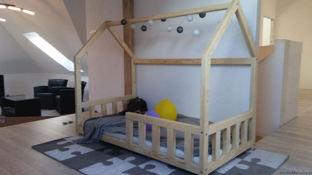 Large Size of Bett 190x90 Haus Montessori Classic Cm Studio Malucha Ka Hoch Trends Betten Buche Mit Stauraum 140x200 Ohne Kopfteil Runde 220 X 200 Vintage Test Matratze Cars Bett Bett 190x90