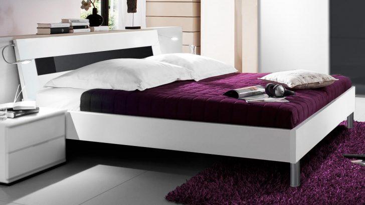 Medium Size of Bett Schwarz Weiß Futonbett Easy Beds C 180x200cm In Wei Und Glas Betten Landhausstil 160x200 120x200 Gebrauchte Luxus Tempur überlänge Roba Münster Bad Bett Bett Schwarz Weiß