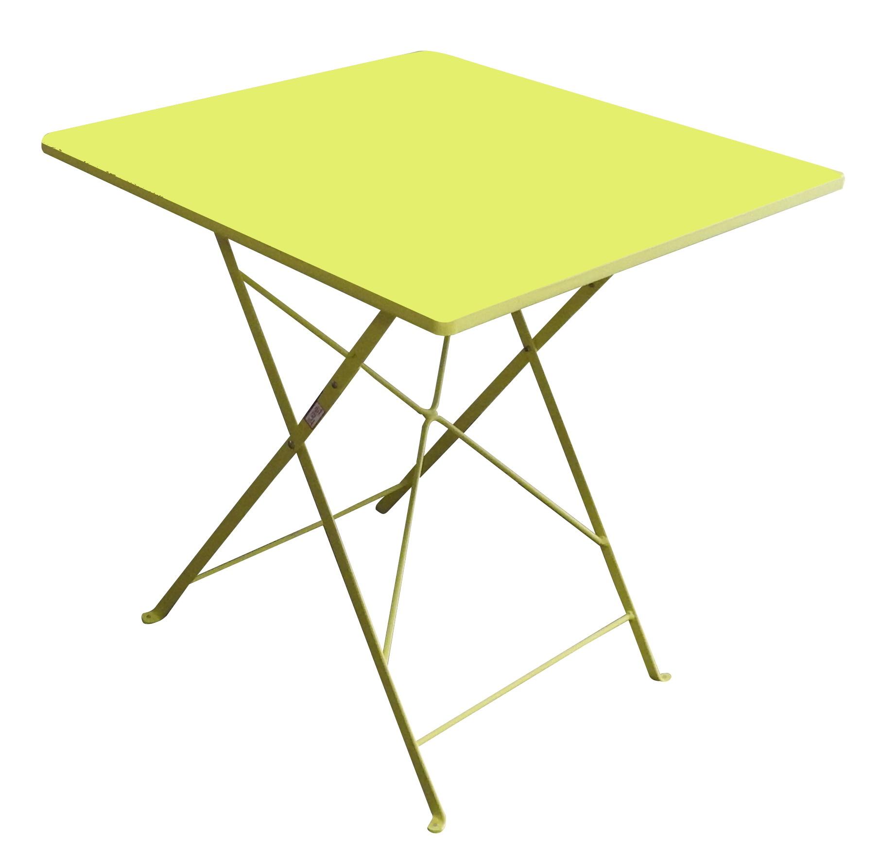 Full Size of Talenti Metall Tisch Klapptisch 70x70cm Lemon Gartentisch Kinderschaukel Garten Schaukel Für Bewässerungssysteme Test Schallschutz Bewässerung Pavillion Garten Beistelltisch Garten