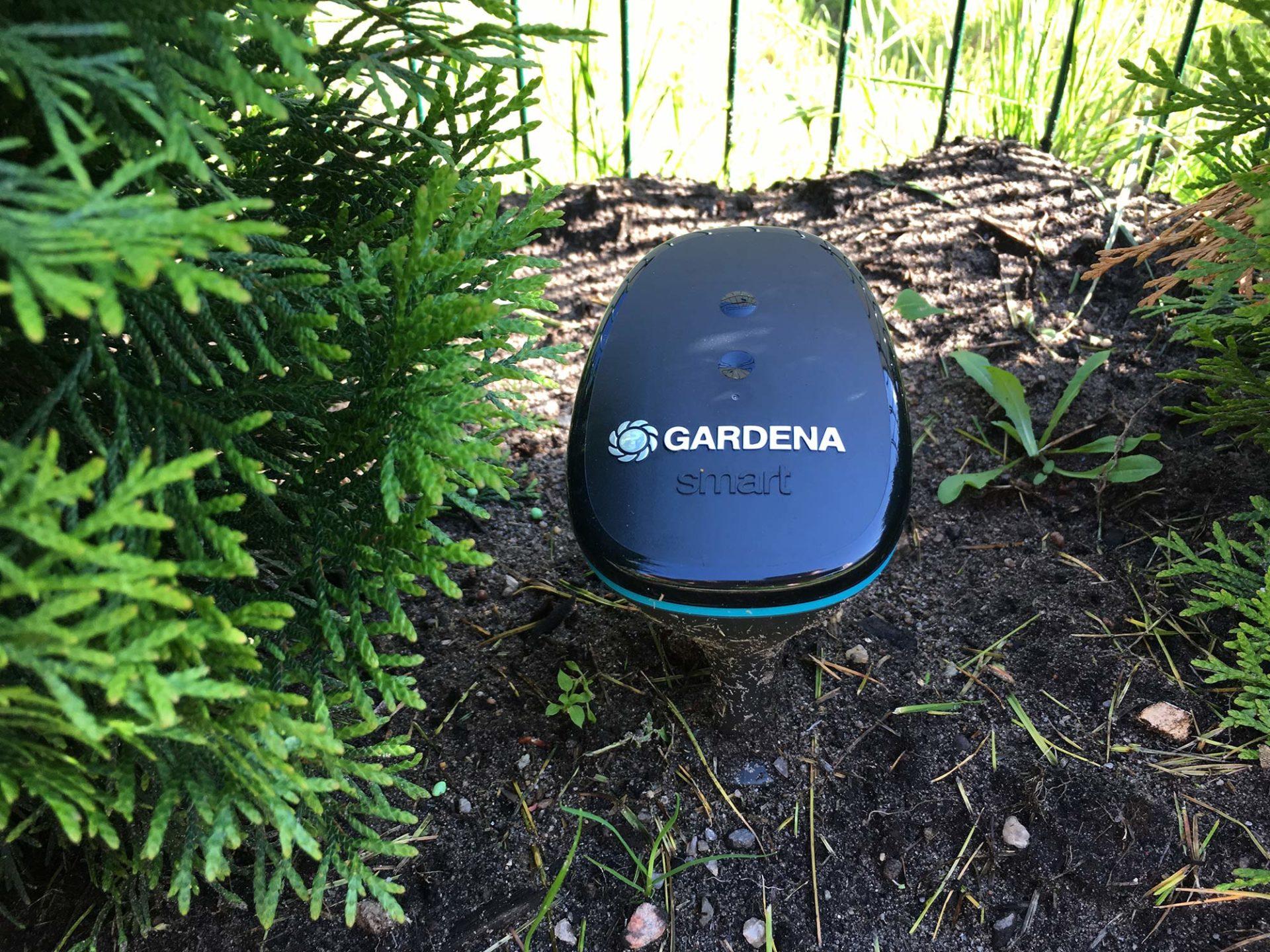 Full Size of Bewässerungssysteme Garten Test Gardena Smart Sensor Control Rasen Bewsserung Automatisieren Holzhäuser Tisch Rattanmöbel Feuerstellen Im Feuerstelle Garten Bewässerungssysteme Garten Test