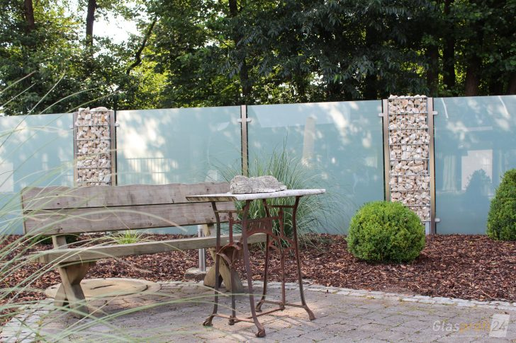 Medium Size of Sichtschutz Aus Glas Fr Den Garten Glasprofi24 Gewächshaus Bewässerungssysteme Relaxsessel Lounge Sofa Spielhaus Versicherung Trennwände Leuchtkugel Garten Trennwand Garten