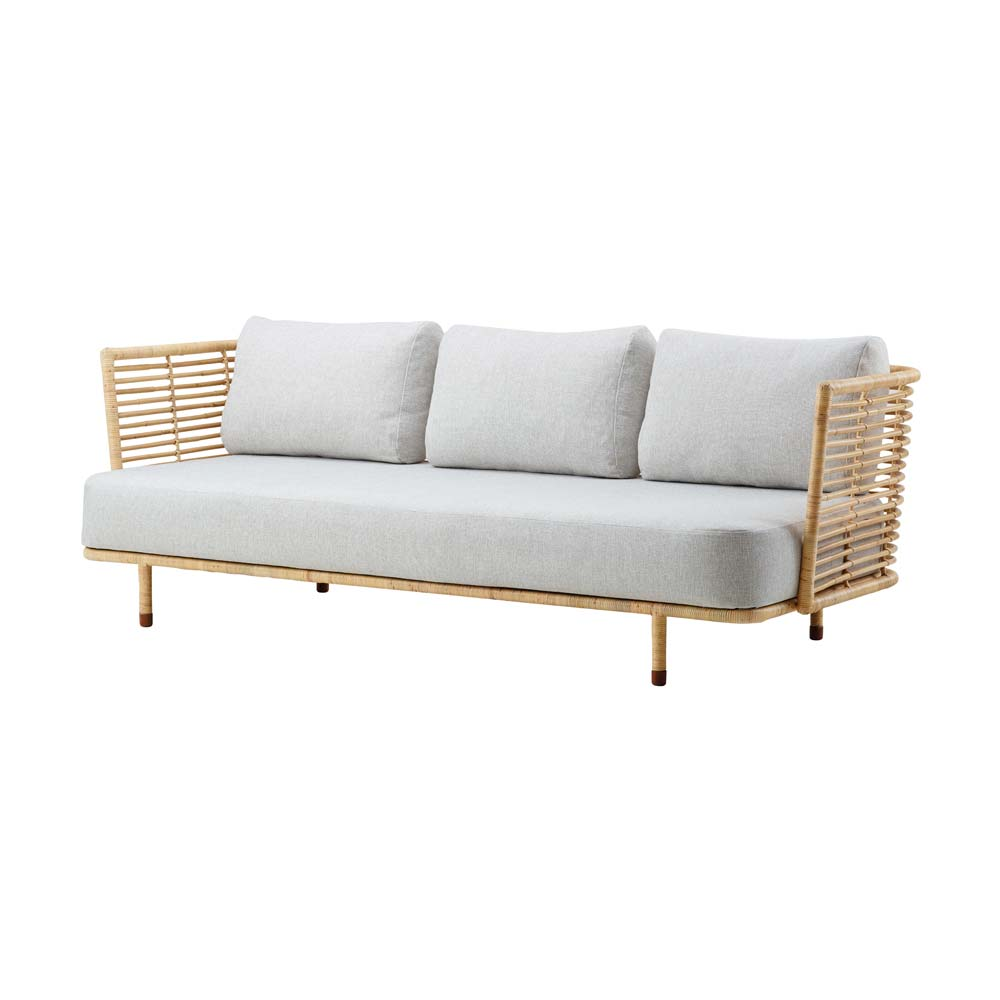 Full Size of Rattan Outdoor Sofa Cushions Cover Aldi Bed Furniture Philippines Table Set With Storage Australia Used For Sale Cane Line Sense Couch Mit Husse Grau Stoff 3 Sofa Rattan Sofa