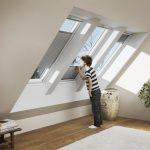 Velux Fenster Felux Dachfenster Veluggu 0034 Mit Milchglas Sichtschutz Für Kunststoff Folie Einbruchsicherung Tauschen Pvc Konfigurator Bodentief Polnische Fenster Felux Fenster