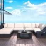 Polyrattan Sofa 2 Sitzer Outdoor Lounge Grau 2 Sitzer Balkon Set Couch Tchibo Garden Gartensofa Ausziehbar Rattan Poly Turino Led Mit Recamiere Vitra Günstig Sofa Polyrattan Sofa