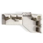 Modulares Sofa System Mit Schlaffunktion Leder Modular Set Flex Lennon Westwing Ikea Abnehmbaren Bezug Rotes Landhaus Le Corbusier Ecksofa Garten Wildleder Sofa Modulares Sofa