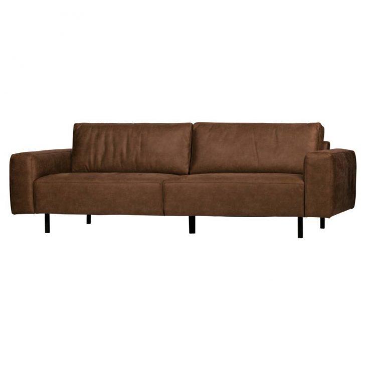 Medium Size of Sofa 3 Sitzer Rebound Cognacbraunes Pu Leder 252x98x81cm Türkische Dreisitzer Modulares Minotti Elektrisch Sofort Lieferbar Sitzsack Kolonialstil Innovation Sofa Sofa 3 Sitzer