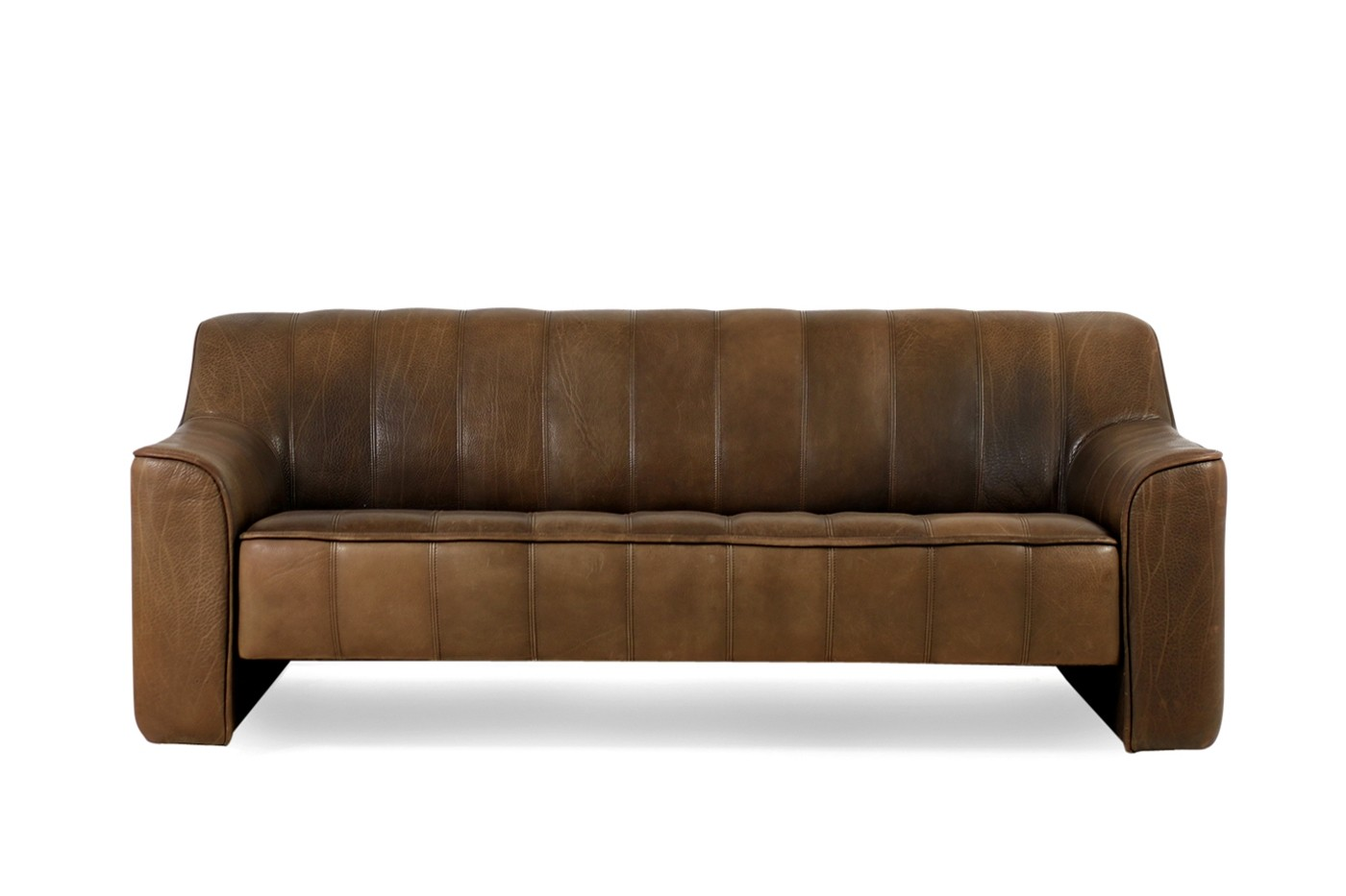 Full Size of 1970s De Sede Ds 44 Three Seat Sofa Brown Buffalo Leather Deckenleuchten Bad Deko Schlafzimmer Kommode Schwimmingpool Für Den Garten Mit Recamiere Blende Sofa De Sede Sofa