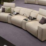 Heimkino Sofa Elektrisch Test Kaufen Leder Musterring Couch Heimkino Sofa Lederlook Schwarz Himolla 3 Sitzer 3er Tv Sessel Loreto Sofanella Günstig Sofa Heimkino Sofa