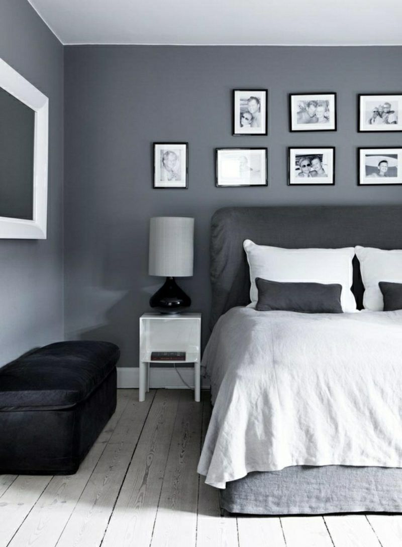 Full Size of Graues Bett Ikea 140x200 Bettlaken Waschen 120x200 180x200 160x200 Welche Wandfarbe Grau Fr Eine Harmonische Und Moderne Wandgestaltung Weisses Runde Betten Bett Graues Bett
