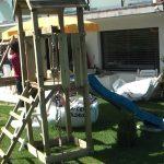 Kinderspielturm Garten Garten Spielturm Aufbau In 15 Minuten Youtube Mastleuchten Garten Gerätehaus Sonnensegel Schaukelstuhl Pergola Stapelstühle Gartenüberdachung Sichtschutz Für