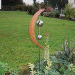 Garten Skulpturen Gartenskulpturen Modern Kaufen Gartendeko Moderne Metall Aus Rostigem Eisen Stein Holz Edelstahl Skulptur Antik Steinguss Beton Schweiz Garten Garten Skulpturen