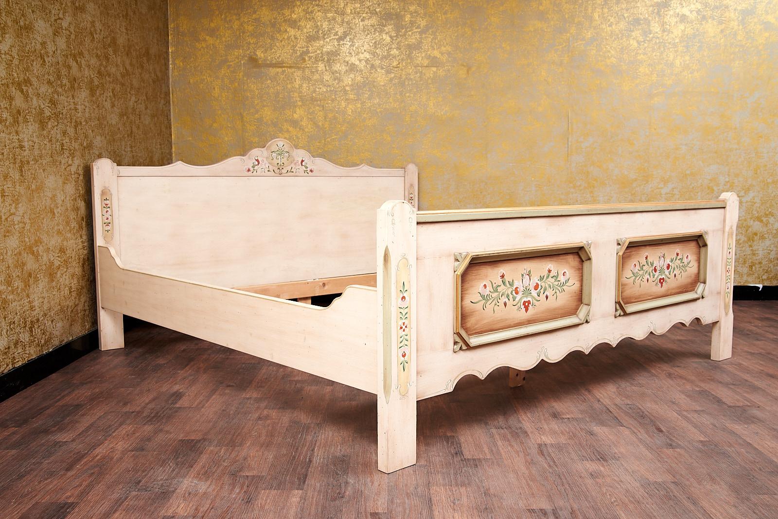 Full Size of Bett Landhaus Voglauer Anno 1700 Altwei Doppelbett 200x220 Steens Französische Betten Sofa 120x200 Mit Bettfunktion Moebel De Holz Ruf Fabrikverkauf Bett Bett Landhaus