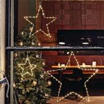 Fenster Beleuchtung Fenster Fenster Beleuchtung Innen Strom Weihnachts Fensterbeleuchtung Weihnachten Stern Led Bunt Indirekte Mit Timer Asr Erzgebirge Batterie Sternschnuppe Rahmenlose