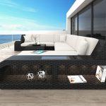 Rattan Sofa Outdoor Set Grey Furniture Singapore Sale For Philippines Cushions Uk Replacements Cover Indoor Bedroom Beds Corner Aldi Matera U Mit Led Sofa Rattan Sofa