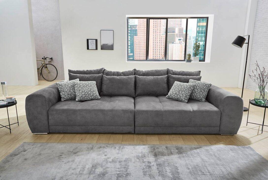 Large Size of Big Sofa In Dunkelgrau Microfaserstoff Gnstig Online Kaufen Lagerverkauf Türkis Halbrundes Indomo Mondo Lederpflege Benz überwurf 2 Sitzer Mit Schlaffunktion Sofa Günstiges Sofa