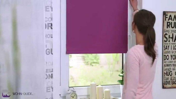 Medium Size of Fenster Rollos Innen Ikea Sonnenschutz Ohne Bohren Stoff Verdunkeln Obi 2m Breit Nach Mass Montage Lichtblick Thermo Rollo Klemmfiohne Verdunkelung Fenster Fenster Rollos Innen