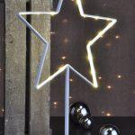 Metallstern Led Weihnachtsbeleuchtung Fenster Weihnachtsdeko Stern Bremen Rehau Jalousie Innen Sonnenschutz Felux Insektenschutz Für Sichtschutzfolien Drutex Fenster Weihnachtsbeleuchtung Fenster