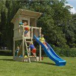 Spielanlage Garten Spielturm Beach Hut 150 Blue Rabbit Holz Heider Lounge Möbel Trennwand Whirlpool Aufblasbar Bewässerungssystem Lärmschutzwand Feuerstelle Garten Spielanlage Garten