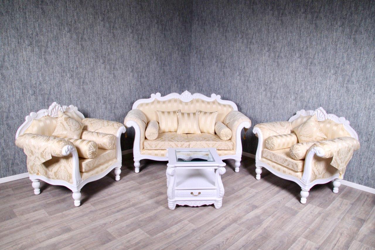 Full Size of Barock Sofa Garnitur Couch Sessel Antik Massiv Wei Creme Gold Ausziehbar Ottomane Blau Rattan Garten Kleines Wohnzimmer Türkis Hannover Big Grau Kissen Muuto Sofa Barock Sofa