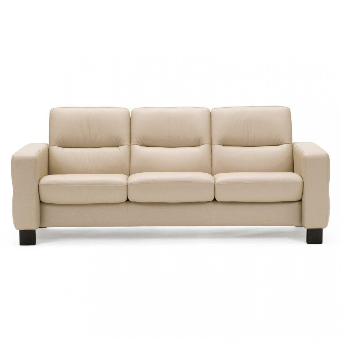 Large Size of Stressless Sofa 3 Sitzer Wave M Niedrig Batick Cream Ebay Mit Recamiere Günstig Kaufen Barock Ikea Schlaffunktion Schlafsofa Liegefläche 160x200 2 Sofa Sofa 3 Sitzer