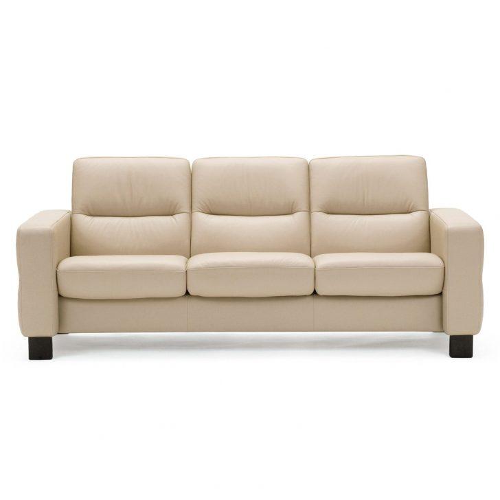 Medium Size of Stressless Sofa 3 Sitzer Wave M Niedrig Batick Cream Ebay Mit Recamiere Günstig Kaufen Barock Ikea Schlaffunktion Schlafsofa Liegefläche 160x200 2 Sofa Sofa 3 Sitzer