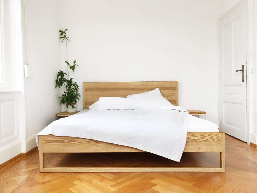 Full Size of Betten Aus Holz Bett 160x200 Jetzt Bequem Online Kaufen Satamo Loungemöbel Garten Landhausküche Grau Günstige Kinderhaus Holzhaus Kind Esstisch Holzplatte Bett Betten Aus Holz