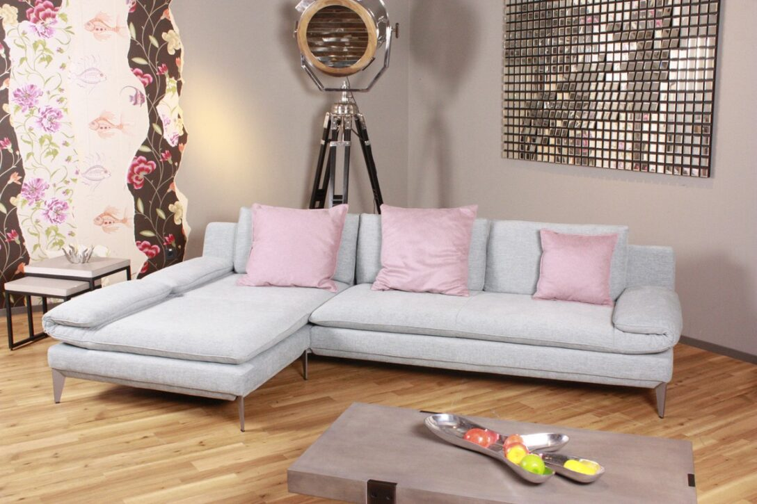 Large Size of Sofa Grau Stoff Chesterfield Grober Ikea Reinigen Couch Meliert Kaufen Big Gebraucht 3er Kawola Sioecksofa Mint Xl 357x82x172cm B H Türkische 2er Küche Sofa Sofa Grau Stoff