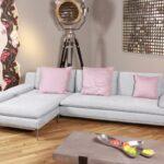Sofa Grau Stoff Chesterfield Grober Ikea Reinigen Couch Meliert Kaufen Big Gebraucht 3er Kawola Sioecksofa Mint Xl 357x82x172cm B H Türkische 2er Küche Sofa Sofa Grau Stoff