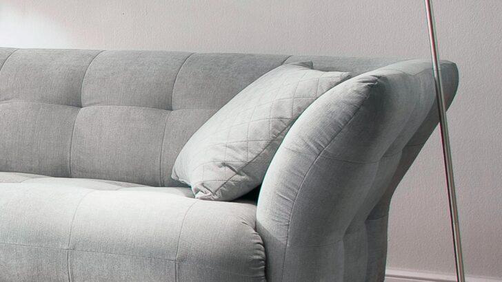 Medium Size of Sofa 3 Sitzer Grau Big Apple Couch Polstersofa In Stoff Silber 240 Cm Polsterreiniger Landhaus Hussen Für Garten Ecksofa Antikes Wk 2 Mit Schlaffunktion Sofa Sofa 3 Sitzer Grau