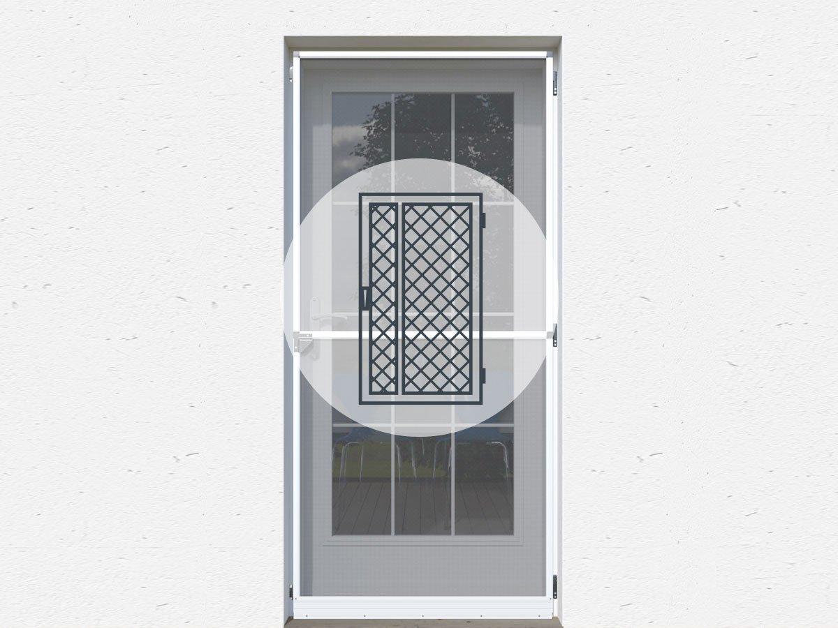 Full Size of Fliegennetz Fenster Anbringen Rollo Magnet Tesa Fliegengitter Befestigen Dm Kaufen Bauhaus Obi Einbruchsicherung Fototapete Drutex Test 3 Fach Verglasung Fenster Fliegennetz Fenster