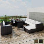 Rattan Sofa Sofa Rattan Sofa Outdoor Sectional Furniture Wicker Patio Set Deck Mit Led Türkis Schlaf Big Kaufen 3 2 1 Sitzer Weiß Leder Canape Ektorp Günstige Modulares