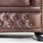 Sofa Antik Sofa Sofa Antik Leder Look Kaufen Schweiz Couch Gebraucht Chesterfield Murah Stil 3er Antikbraun Aus Dem Hause Casa Padrino Hülsta Walter Knoll Federkern Grau