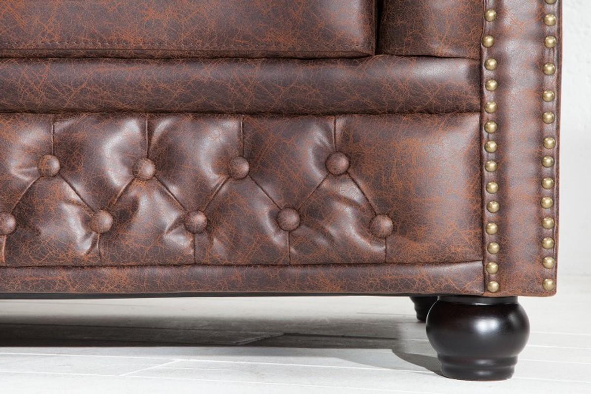 Full Size of Sofa Antik Leder Look Kaufen Schweiz Couch Gebraucht Chesterfield Murah Stil 3er Antikbraun Aus Dem Hause Casa Padrino Hülsta Walter Knoll Federkern Grau Sofa Sofa Antik