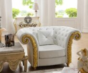 Sofa Garnitur 3 Teilig